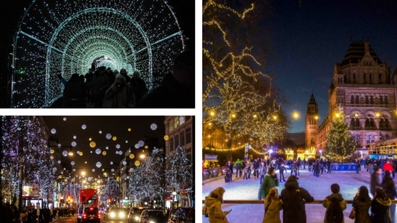 Top 10 things to do in London during Christmas season for under 3 and more