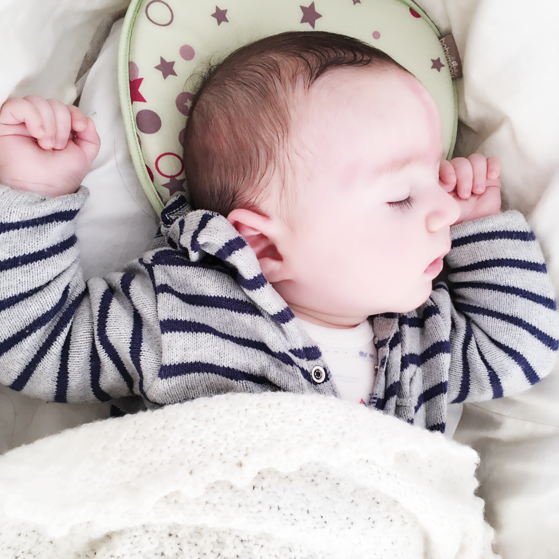 Sonno del neonato: dal quarto mese di vita cambia tutto