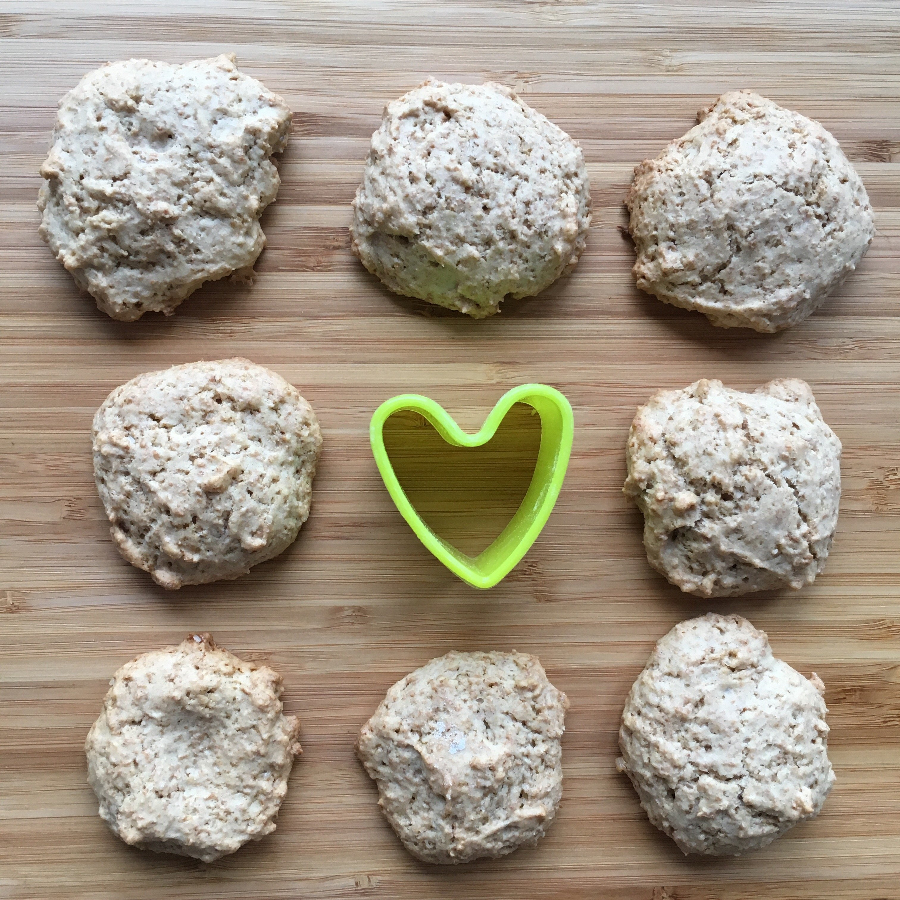 Vegan cookies - Mum what else