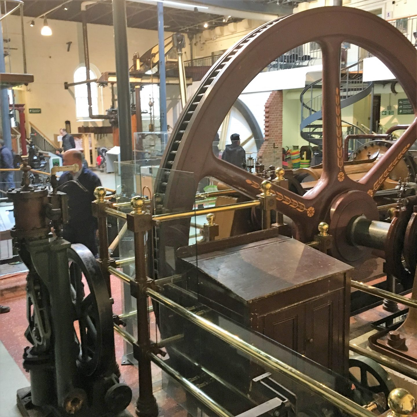 London' secret Museums: the Water and Steam Museum