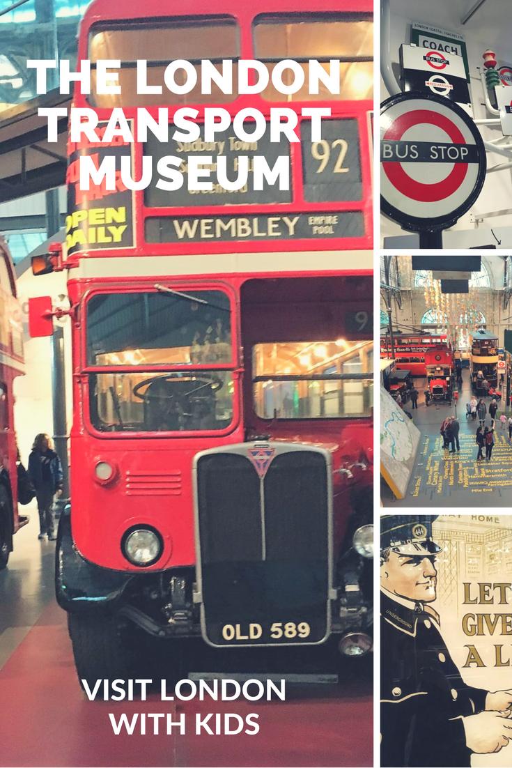Guida alla scoperta del Transport Museum di Londra