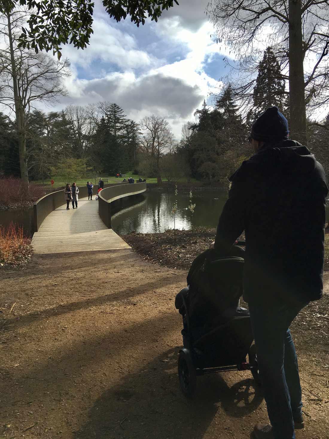 Parchi di Londra - i Kew Gardens