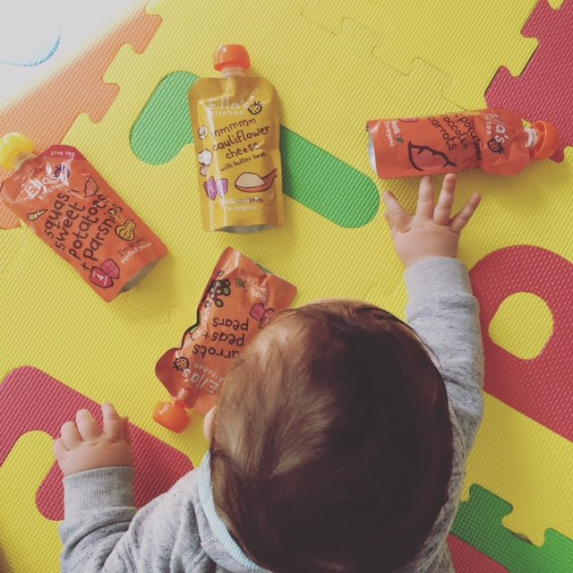 Weaning in the UK: tips from an Italian mama