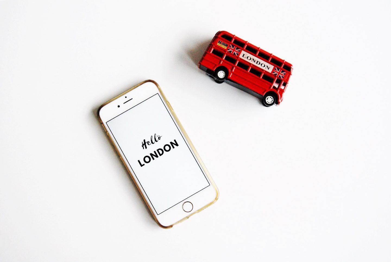 Le 5 migliori app da scaricare per visitare Londra