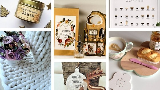 6 Christmas gift ideas for a family from Etsy