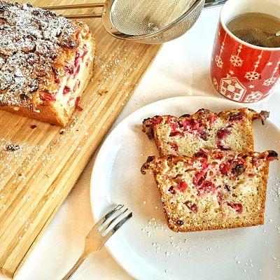 Ricette natalizie inglesi: il cranberry bread