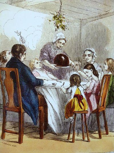 La tradizione inglese del Christmas pudding: origini, curiosità e ricetta originale