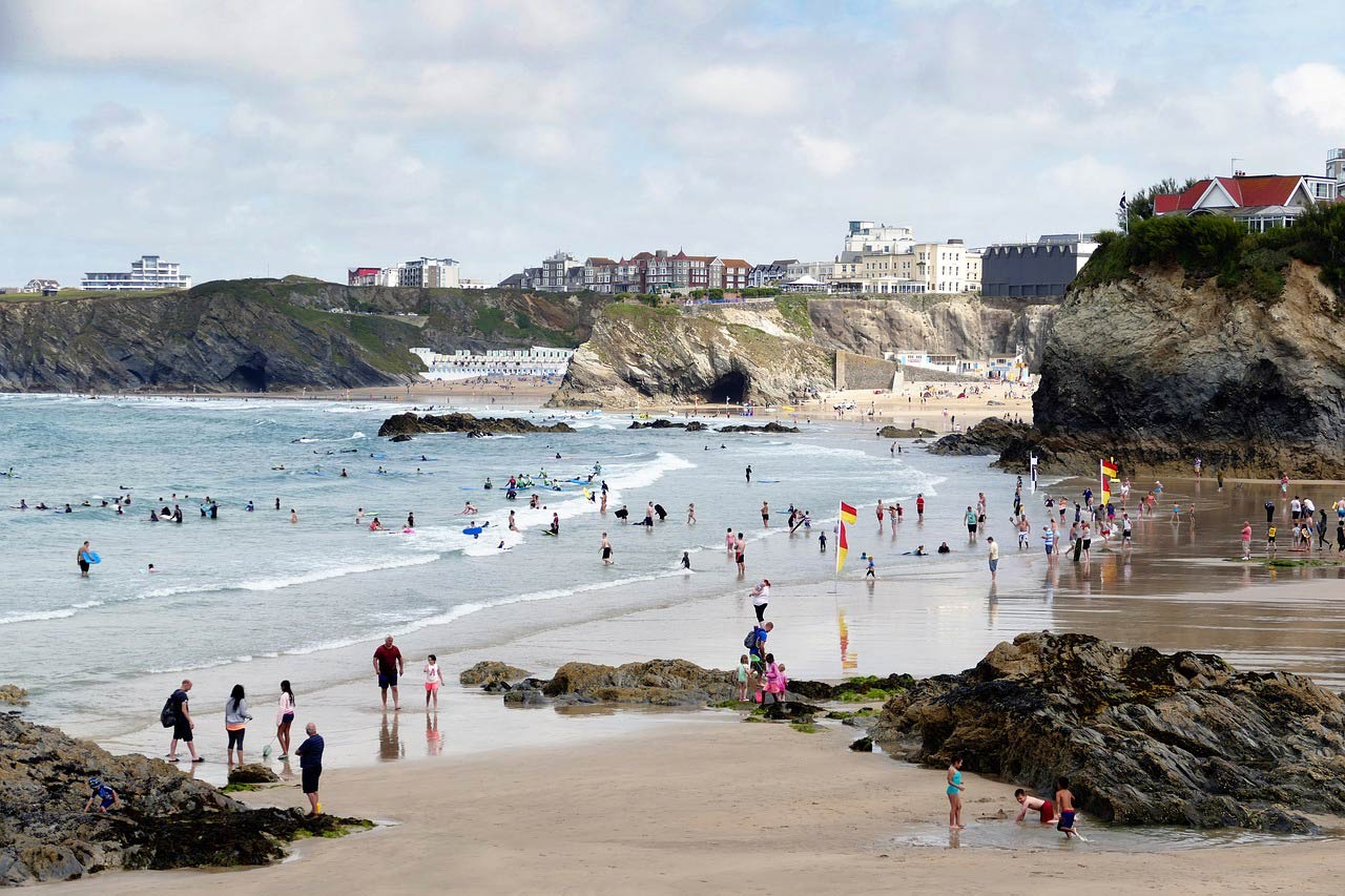 Cornwall on the road: itinerary from St. Ives to Newquay