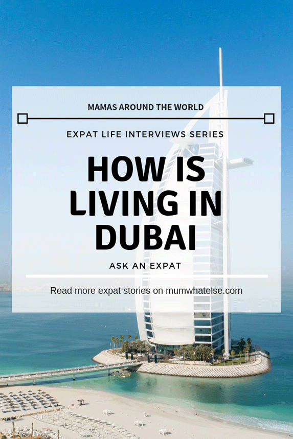 living in dubai mamas around the world