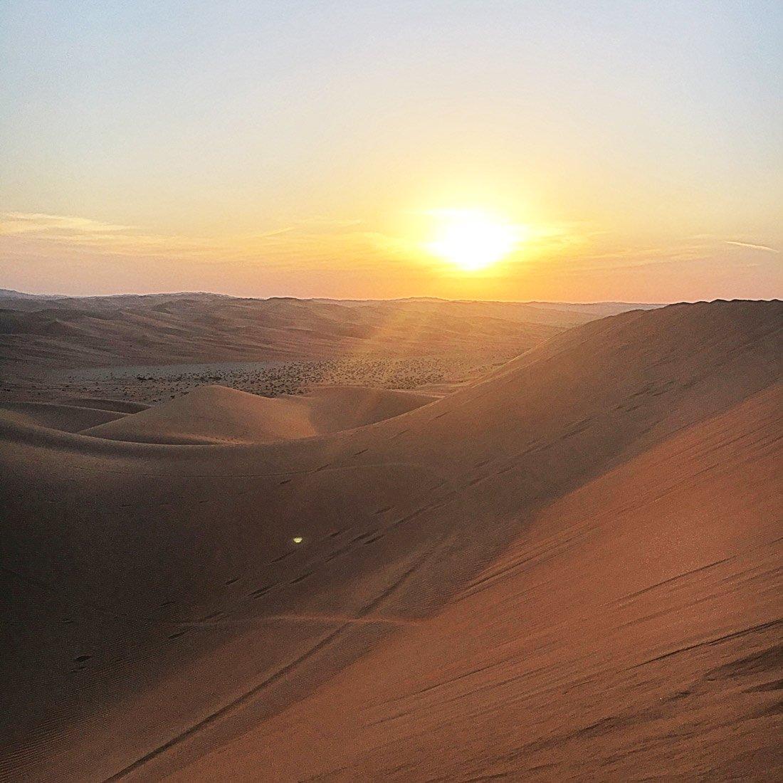 Vivere a Dubai
