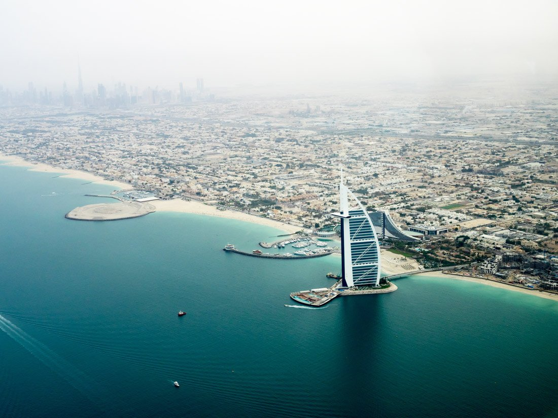 Living in Dubai: the story of Olimpia