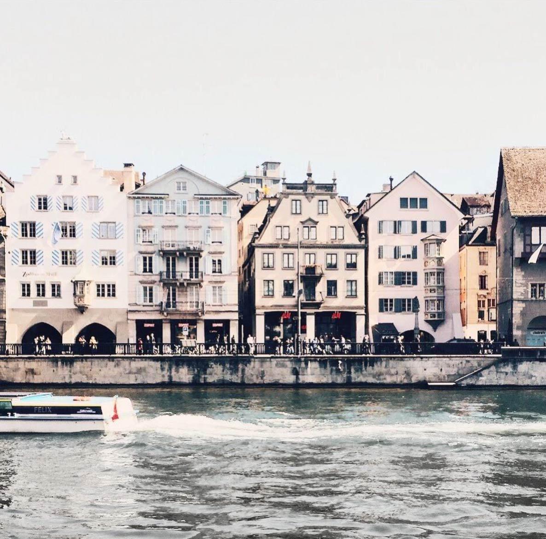 Vivere a Zurigo con bambini, la storia di Chiara