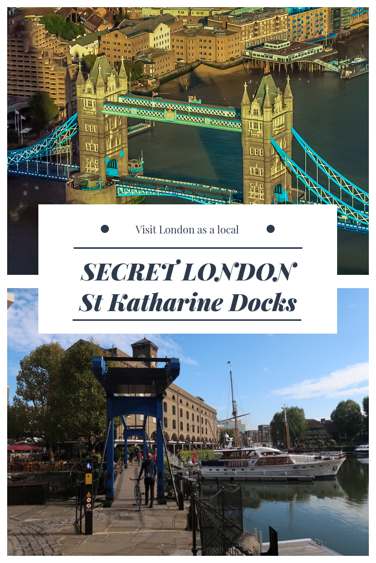 what to do near tower bridge st katharine docks