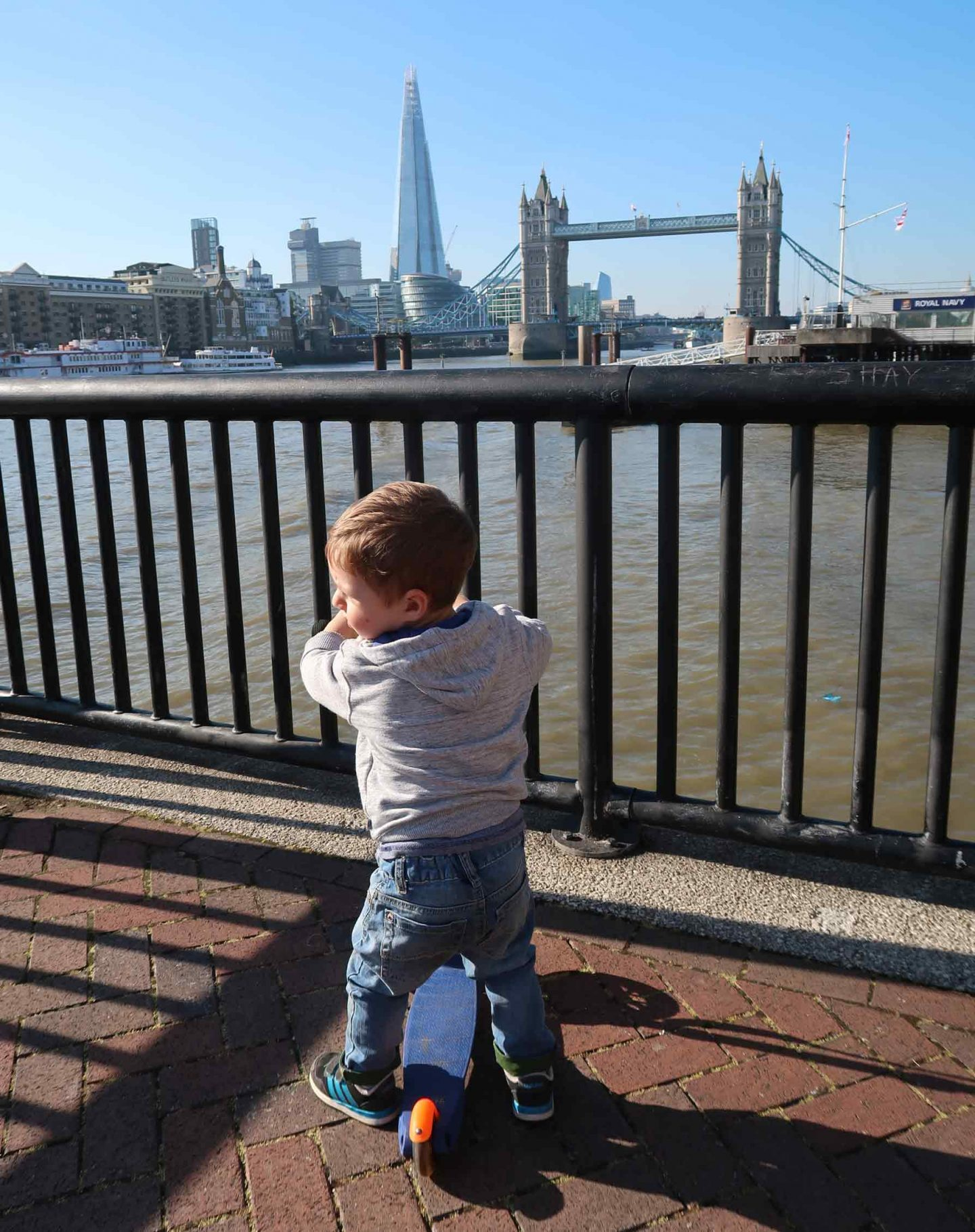 What to do near the Tower Bridge