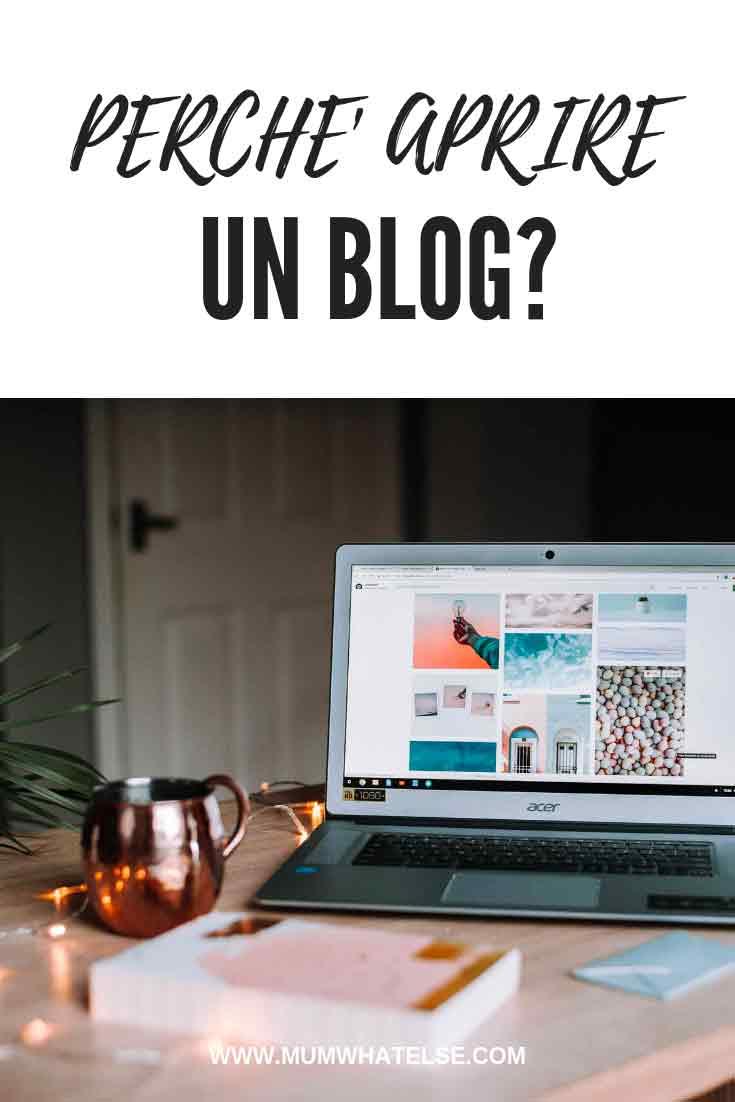 perchè aprire un blog