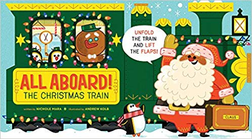 all aboard the christmas train recensione