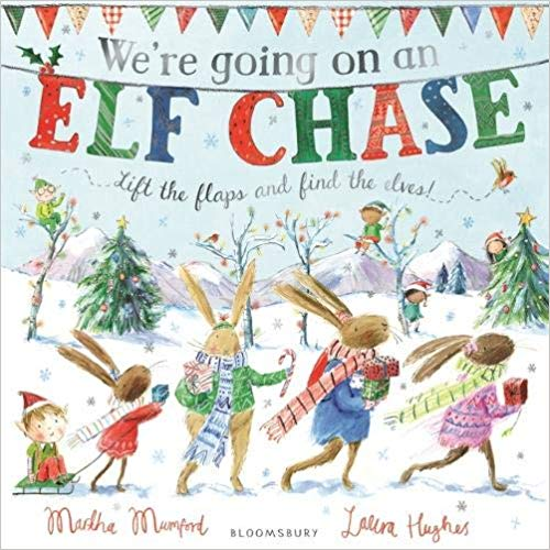 we're going on an elf chase recensione