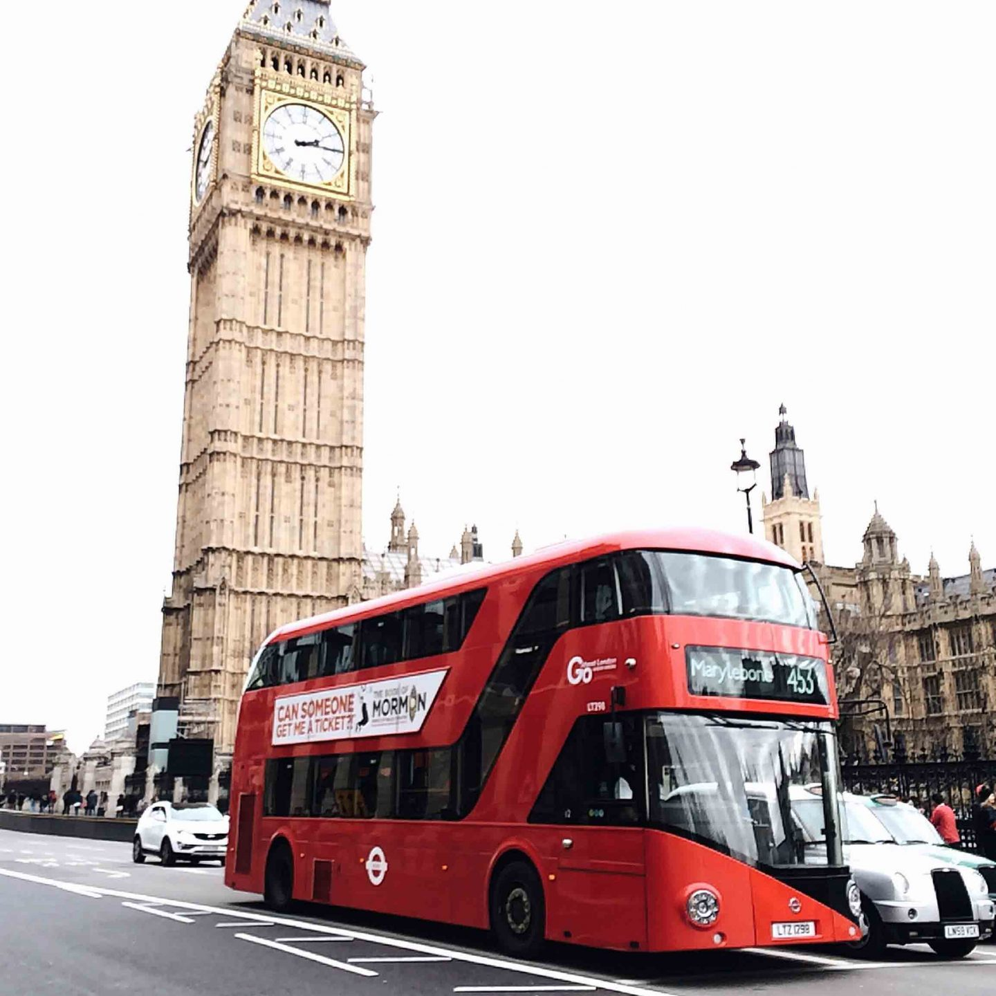 How to organise a trip to London with kids
