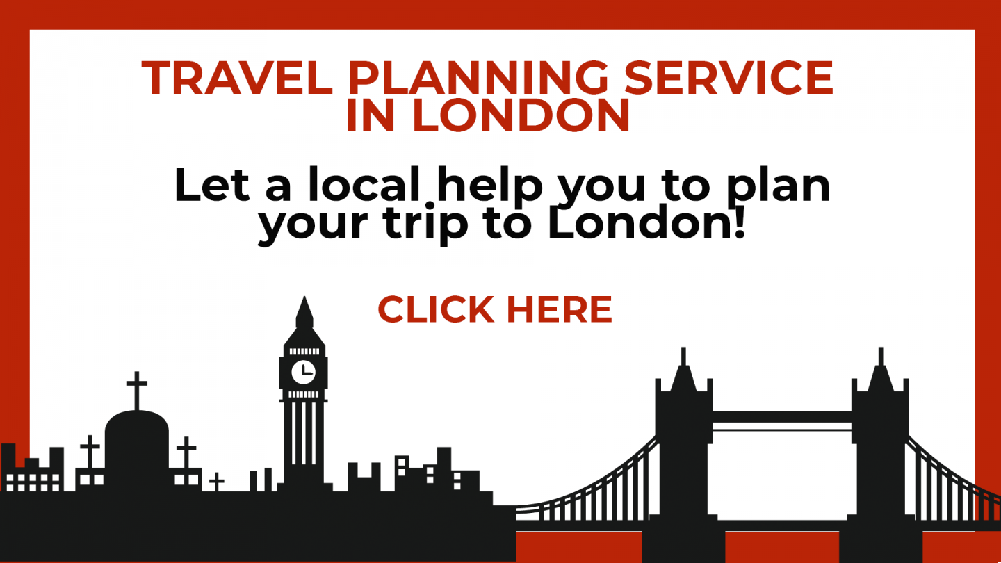 TRAVEL PLANNING SERVICE IN LONDON