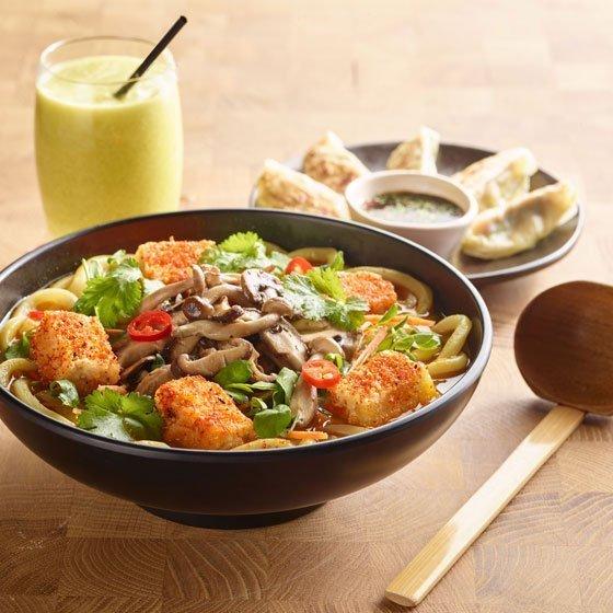 noodles plate