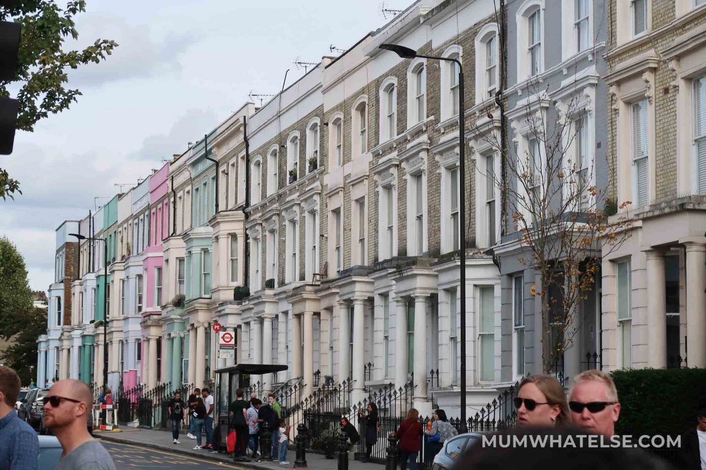 case di Notting Hill