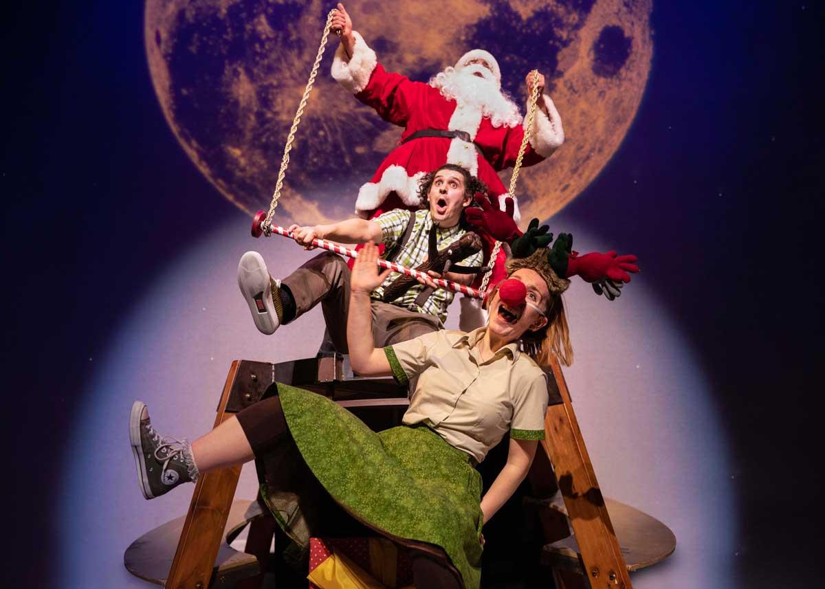 Stick Man live a teatro a Londra: review